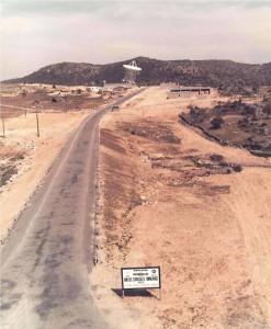 Estación de NASA en Fresnedillas (1967)