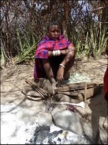 Datoga. Expedición Safari AFRICA ETERNA Kenia Tanzania Febrero 2018 Diego Ortega Alonso Paleolitico Vivo