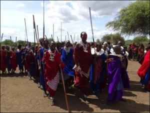 Masai. Expedición Safari AFRICA ETERNA Kenia Tanzania Febrero 2018 Diego Ortega Alonso Paleolitico Vivo